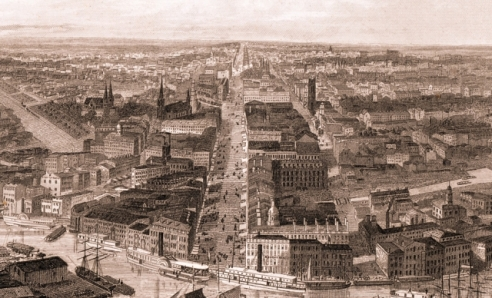 New York, 1858